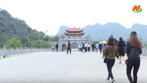 THNB | Phát triển bền vững: Năm Du lịch Quốc gia 2020 - Cơ hội tạo bứt phá cho Ninh Bình