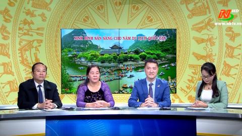 Phát triển bền vững: Ninh Bình sẵn sàng cho Năm Du lịch Quốc gia 2020