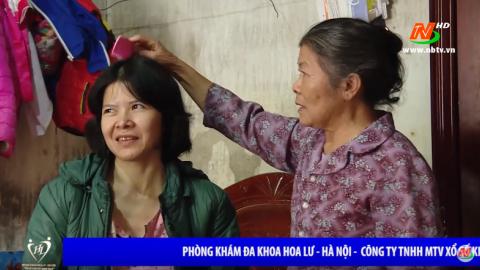 Hỗ trợ gia đình ông Lương Văn Sử, phường Ninh Khánh, TP Ninh Bình