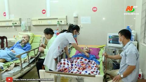 An ninh an toàn: Cảnh báo nhập viện do đột quỵ nặng