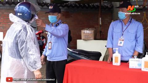 An ninh an toàn: Hướng dẫn phòng chống dịch Covid -19 tại Năm du lịch Quốc gia