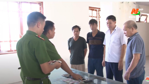 An ninh Ninh Bình - 03/09/2020