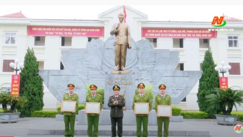 An ninh Ninh Bình - 05/11/2020