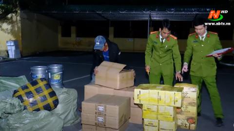 An ninh Ninh Bình - 07/01/2021