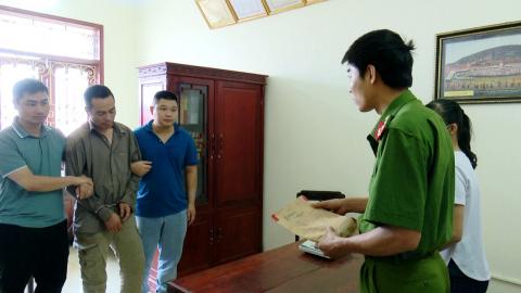 An Ninh Ninh Bình - 08/04/2021