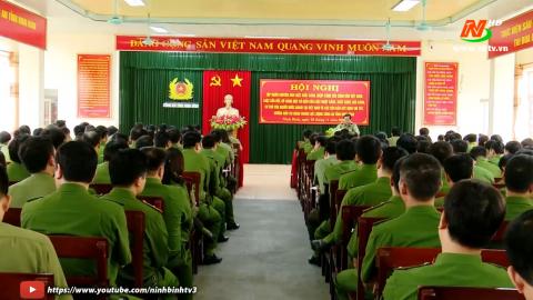 An ninh Ninh Bình 19/11/2020