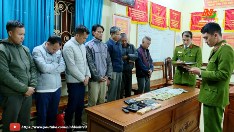 An ninh Ninh Bình 11/02/ 2021