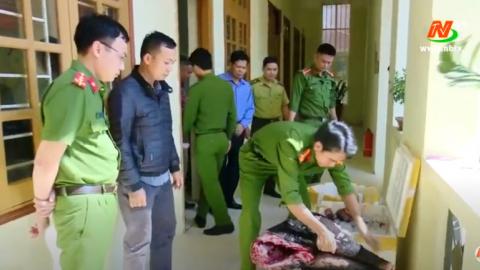 An ninh Ninh Bình - 12/11/2020