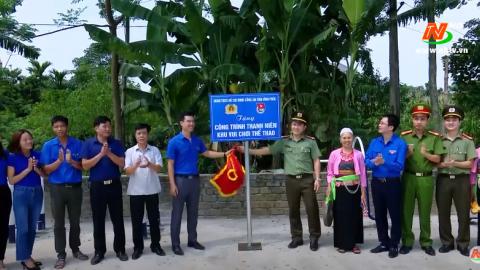 An ninh Ninh Bình - 13/08/2020