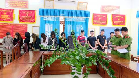 An ninh Ninh Bình - 15/10/2020