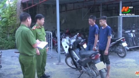 An ninh Ninh Bình - 17/09/2020