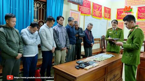 An ninh Ninh Bình - 18/02/2021