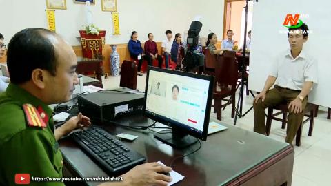 An ninh Ninh Bình - 29/4/2021