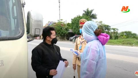 An ninh Ninh Bình - 30/04/2020
