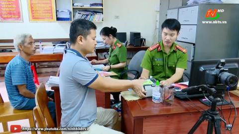 An ninh Ninh Bình phát sóng ngày 01/4/2021