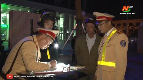 An ninh Ninh Bình tháng 29/1/2021