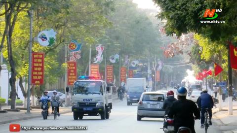 An ninh Ninh Bình - Tháng 3/2021
