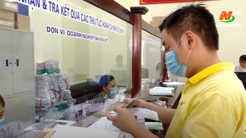 An sinh xã hội: Bảo hiểm xã hội tỉnh đẩy mạnh cải cách thủ tục hành chính