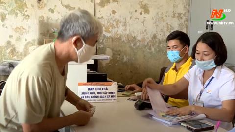 An sinh xã hội: BHXH tự nguyện - Người nông dân có lương hưu