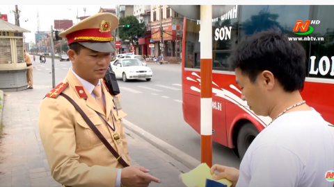ATGT vì bình yên cuộc sống: Các đơn vị kinh doanh vận tải khách thực hiện tốt Nghị định 10 của Chính phủ
