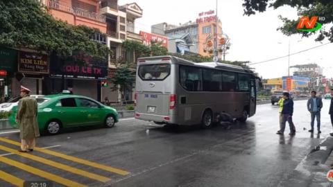 ATGT vì bình yên cuộc sống: Cẩn trọng chở trẻ em tham gia giao thông