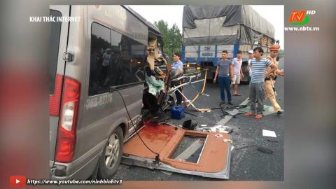 ATGT vì bình yên cuộc sống: Chấn chỉnh tình trạng phóng nhanh vượt ẩu của xe Limousine