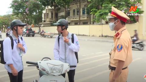 ATGT vì bình yên cuộc sống: Đảm bảo an toàn giao thông cho học sinh đến trường