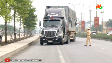 ATGT vì bình yên cuộc sống: Đảm bảo an toàn giao thông trong dịp nghỉ lễ