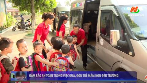 ATGT vì bình yên cuộc sống: Đảm bảo an toàn giao thông trong việc đưa đón trẻ ở các cơ sở mầm non
