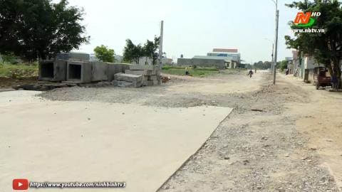 ATGT vì bình yên cuộc sống: Đẩy nhanh tiến độ hoàn thiện tuyến đường Trần Quang Khải