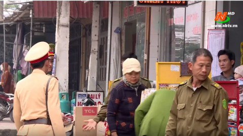 ATGT vì bình yên cuộc sống: Kim Sơn đảm bảo hành lang an toàn giao thông