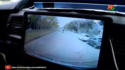 ATGT vì bình yên cuộc sống: Lắp đặt Camera giám sát cho phương tiện kinh doanh vận tải
