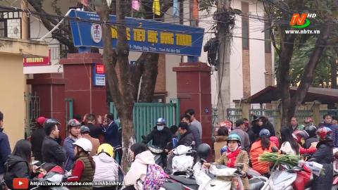 ATGT vì bình yên cuộc sống: Mất an toàn giao thông tại khu vực cổng trường học