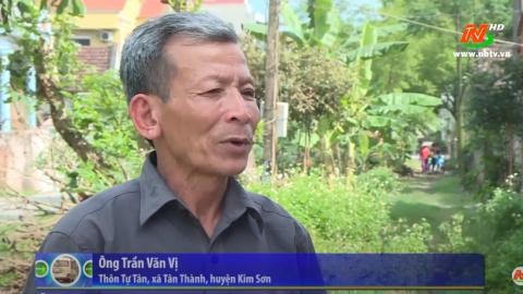 ATGT vì bình yên cuộc sống: Người dân thôn Tự Tân, cần lắm một con đường