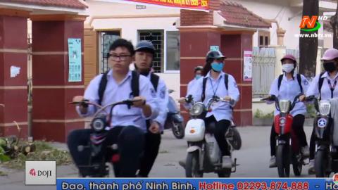 ATGT vì bình yên cuộc sống: Nguy cơ mất an toàn khi đi xe đạp, xe máy điện