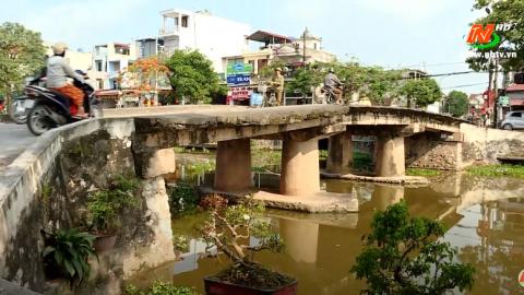 ATGT vì bình yên cuộc sống: Nguy hiểm từ những cây cầu xuống cấp ở Kim Sơn
