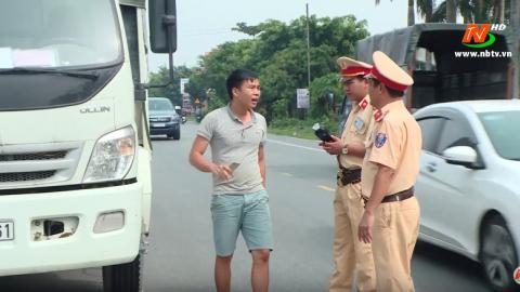 ATGT vì Bình yên cuộc sống: Nỗ lực đảm bảo an toàn giao thông