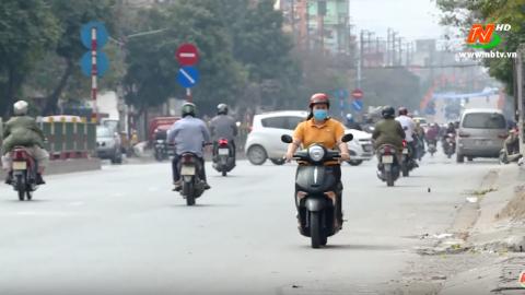 ATGT vì bình yên cuộc sống: Thành phố Ninh Bình xử lý vi phạm đi ngược chiều