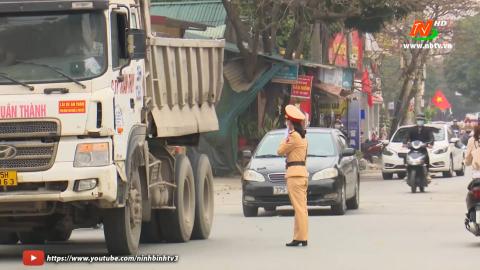 ATGT vì bình yên cuộc sống: TP Ninh Bình bổ sung hệ thống đèn tín hiệu giao thông