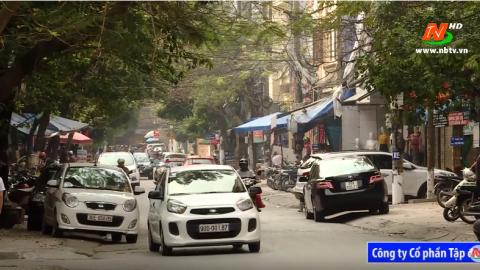 ATGT vì bình yên cuộc sống: Xử lý xe đậu đỗ không đúng nơi quy định