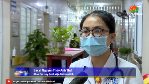 Bác sĩ Nguyễn Thùy Anh Thư học và làm theo lời Bác