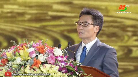 Bài phát biểu của Phó Thủ tướng Vũ Đức Đam tại Lễ khai mạc Năm du lịch quốc gia 2021