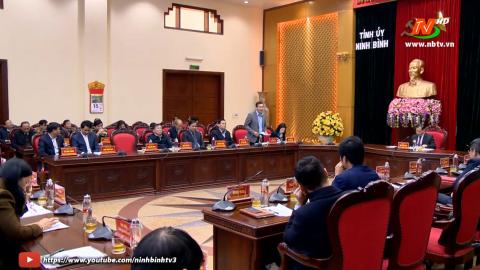 Ban Chỉ đạo 35 và thông tin đối ngoại tỉnh triển khai nhiệm vụ năm 2021