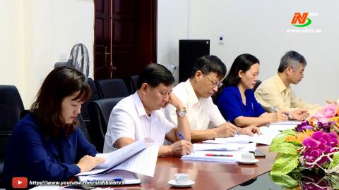 Ban pháp chế, HĐND tỉnh giám sát việc giải quyết kiến nghị của cử tri