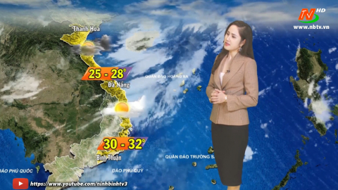 Bản tin Dự báo thời tiết mới nhất đêm nay và ngày mai 14/02/2020