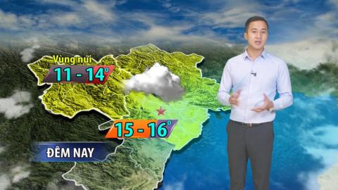 Bản tin Dự báo thời tiết mới nhất đêm nay và ngày mai 18/02/2020