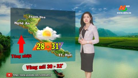 Bản tin Dự báo thời tiết mới nhất ngày - 01/03/2020