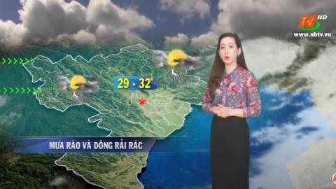 Bản tin Dự báo thời tiết mới nhất ngày - 01/10/2020