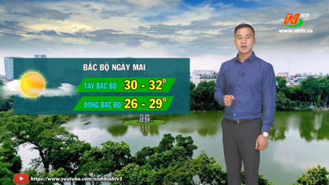 Bản tin Dự báo thời tiết mới nhất ngày - 02/03/2020