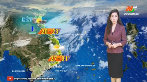 Bản tin Dự báo thời tiết mới nhất ngày - 02/03/2021